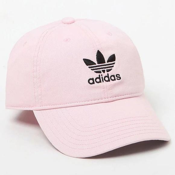 adidas Accessories - Baby Pink Adidas Originals Dad Hat 715a5d439aa